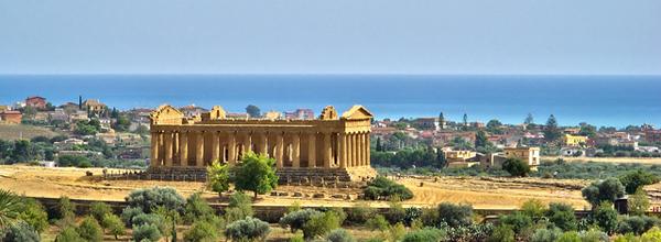 Monumenti In Sicilia